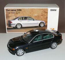 BMW 328i (E46) UT-Models 1:18, BMW Dealer Edition 80 43 9 422 373, neu OVP