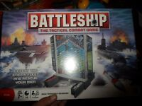 BATTLESHIP BOARD GAME HASBRO 2009 - New, Factory Sealed