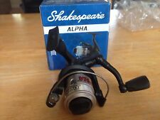 SHAKESPEARE ALPHA25X SPINNING REEL