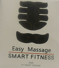 New in Box Smart Fitness EMS Fit Boot Toning