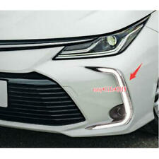 For Toyota Corolla 2019 2020 LED DRL Daytime Running Driving Light With Turn