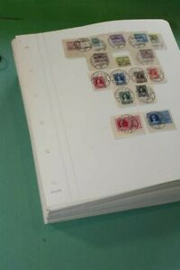 VATICAN Holy See Used 1929-2013 Certificate Premium 200+ Pages Stamp Collection