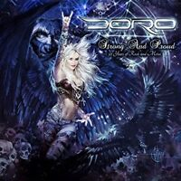 DORO - STRONG AND PROUD  3 DVD DIGIBOOK NEW+