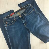 AG Adriano Goldschmied Women's Jeans The Angel Bootcut Denim Size 28R x 31""