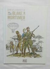 BD - Dans les coulisses de Blake & Mortimer / EO 2008 / SENTE & JUILLARD / TBE+
