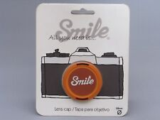 Smile 58mm Snap on Lens Cap