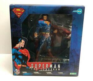 SUPERMAN for Tomorrow ARTFX Kotobukiya DC Comics 1/6 PVC Statue