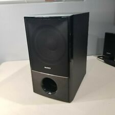 Sony Ss-Wsb91 Speaker Passive Subwoofer Tested