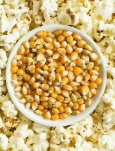 Popcorn Kernels 1kg 1.5kg 2kg 500g Raw Popping Corn Seeds