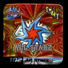 STAKS STAKS AIMANT MAGNET BEYBLADE N° 102 ALL STARZ HOLO
