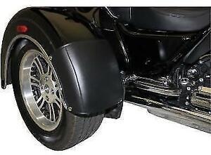 Motor Trike Black Fender Bra for 09-13 Harley Trike Models MTBY-0170