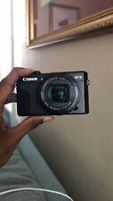 New listing Canon PowerShot G7X Mark Ii 20.1 Mp Compact Digital Camera - Black