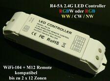 LTECH R4-5A LED RGB RGBW Stripe 2.4GHz Wireless WLAN Controller Streifen 12V 24V