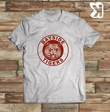 Saved by the bell Bayside Tigers Novelty T-shirt (Small,Medium,Large,XL)