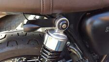 TRIUMPH T120 BONNEVILLE BLACK INDICATOR RELOCATION BRACKET'S