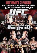 UFC Ultimate 2 Pack UFC 43 Meltdown / UFC 44 Undisputed