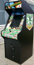 COMMANDO BY DATA EASE  ARCADE VIDEO GAME MACHINE, REFURBISHED, SHARP-LOOKS NEW