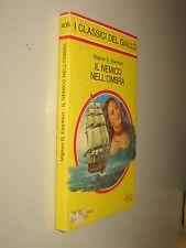 I CLASSICI DEL GIALLO 406, 1982 EBERHART G.MIGNON, IL NEMICO NELL'OMBRA