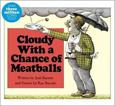 Cloudy with a Chance of Meatballs (Classic Board Books), Barrett, Judi, Good Boo