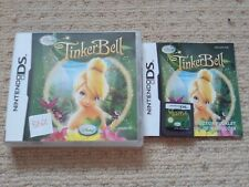 Disney`s TINKERBELL  - Rare Nintendo DS Game
