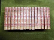 SAINTE BIBLE Ancien & Nouveau Testament 1833 De Carières Ménochius 15 tomes