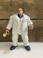Marvel Legends Kingpin BAF complete