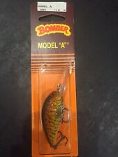 Bomber Model A 6AXB10 Vintage Natural Crappie