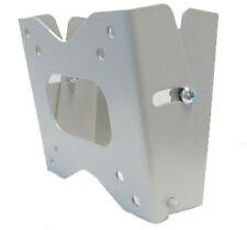 "LCD LED TV wall mount bracket fits 10"" - 26"" Tilt Silver Color"