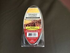 Yankee Candle Sparkling Cinnamon Wax Melts - BNIP