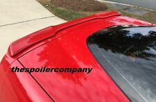 FOR CHEVROLET CORVETTE C6 Painted No Drill 3M Tape Rear Spoiler Wing 2005-2013