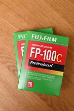 Fuji FP-100c Glossy Polaroid Pack Film