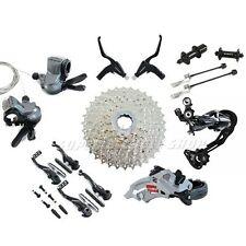 Shimano Alivio M4000 3x9 Speed Groupset MTB Bike Kit 7 piece