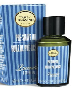 The Art of Shaving Pre-Shave Oil Lavender 2 Oz. BRAND NEW FREE SHIPPING