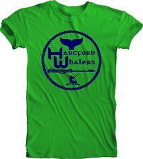 Hartford Whalers Men's T Tee Shirt Nhl Hockey Handmade Team Sports Fan Apparel 1