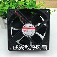 MEC0381V2-000C-A99 DC12V 5.1W For Sunon Chassis Power Fan Heatsink 120*120*38mm