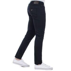 Emporio Armani J06 Slim Jeans - Navy Blue 0941 W32 x 32L BNWT
