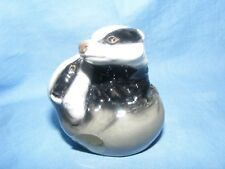 John Beswick Badgers Wildlife JBWM3 Collectable Ornament Present Gift Birthday