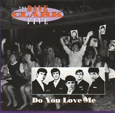 """THE DAVE CLARK FIVE  Do You Love Me? PICTURE SLEEVE 7"""" 45 rpm vinyl record NEW"""