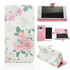 """Fold Stand Leather Wallet Pouch Shell Cover Case For Apple iPhone 6 6S Plus 5.5"""""""