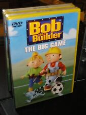 Bob the Builder - The Big Game (DVD) BRAND NEW!