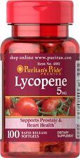Lycopene 5 mgr. 100 caps. antioxidants, prostate