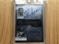Stan mikita & Patrick Kane  2011-12 UD THE CUP DUAL ENSHRINEMENTS AUTO #11/25