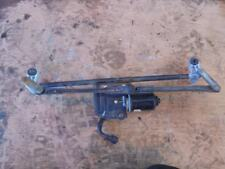 SSANGYONG REXTON 2007 2.7 DIESEL AUTOMATIC FRONT WIPER LINKAGE MOTOR