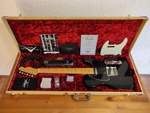 Fender Custom Shop Journeyman 51 Nocaster Telecaster E-Gitarre schwarz