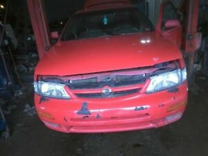 Driver Left Center Pillar Fits 99 INFINITI I30 90564