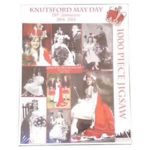 1000 Teile Puzzle - Knutsford May Day 150th Anniversary 1964-2014 - Neu & OVP