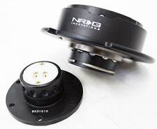 NRG Steering Wheel Quick Release Gen 2.5 Black