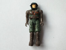 STARCOM 1980's Maj. Romak loose figure shadow invader coleco version