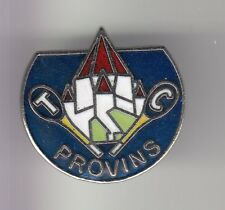 Rare pins pin's... tennis sport club team Ile de France tc city provins 77 ~ dm