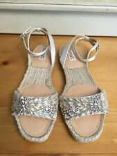 49272c17a49 Badgley Mischka Wedge Sandals Espadrilles for Women for sale | eBay